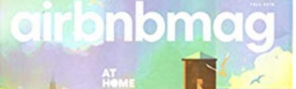 Airbnb Magazine